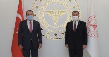 Sağlık Bakanı Fahrettin Koca'dan koronavirüs aşısı açıklaması