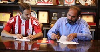 Sivasspor İspanyol futbolcu Jorge Felix'i transfer etti