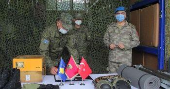 Türkiye'den Kosova ordusuna hibe