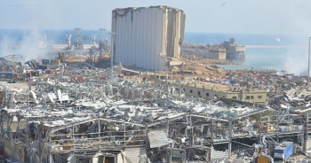 Türkiye Lübnan'da sağlık sektörünün yaralarını sarıyor