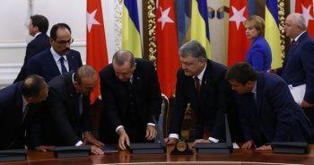 Ukrayna'dan Mevlüt Çavuşoğlu, İbrahim Kalın ve Haluk Bayraktar'a devlet nişanı