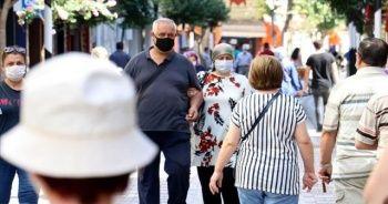 Yerli ve yabancı turistlere maske uygulaması