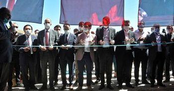 Yüksekova'da tekstil atölyesi açıldı