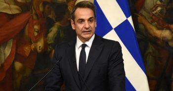 """Yunanistan Başbakanı Miçotakis, Mısır ile yaptıkları anlaşmanın """"meşru"""" olduğunu savundu"""