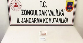 Zonguldak'ta uyuşturucu operasyonu: 2 gözaltı