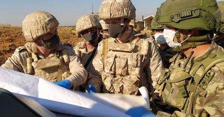24'üncü Türk-Rus devriyesi M4 karayolunda yapıldı