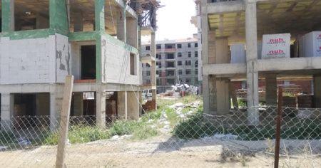 4. kattan düşen inşaat işçisi hayatını kaybetti