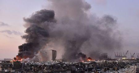 """ABD'den Lübnan'daki vatandaşlarına """"zehirli gaz"""" uyarısı"""