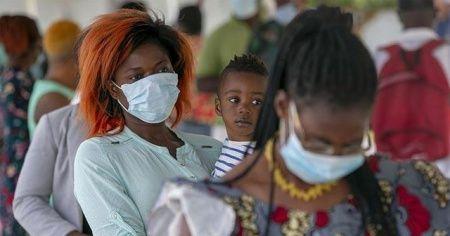 Afrika'da corona virüs kabusu! Sayı 1 milyon 50 bini aştı