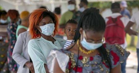 Afrika'da Kovid-19 vaka sayısı 1 milyona yaklaştı