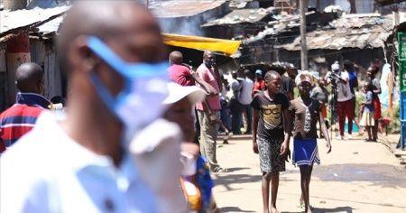 Afrika'da Kovid-19 vaka sayısı 1 milyonu aştı