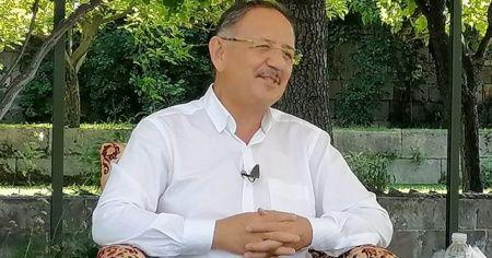 AK Parti Genel Başkan Yardımcısı Mehmet Özhaseki: Projeleri takip ediyorum