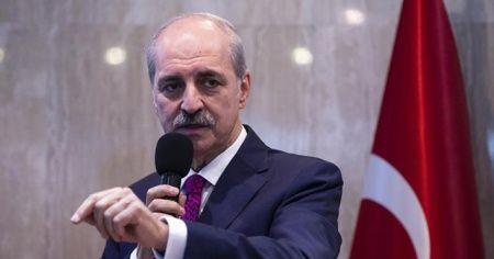 AK Parti Genel Başkanvekili Kurtulmuş'tan Lübnan'a taziye mesajı