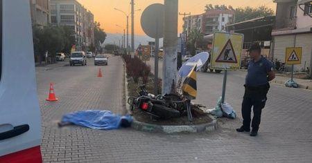 AK Parti ilçe başkanının oğlu kazada öldü
