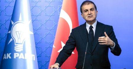 """AK Parti Sözcüsü Çelik: """"Kardeş Lübnan halkının ve Beyrutluların yanındayız"""""""
