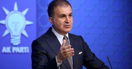 AK Parti Sözcüsü Çelik'ten İsrail-BAE anlaşmasına tepki