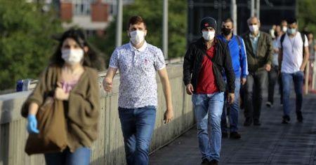Aksaray'da maske takma zorunlu hale getirildi