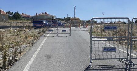Ankara'da Fevziye Mahallesi Karantinada giriş çıkışlar yasaklandı
