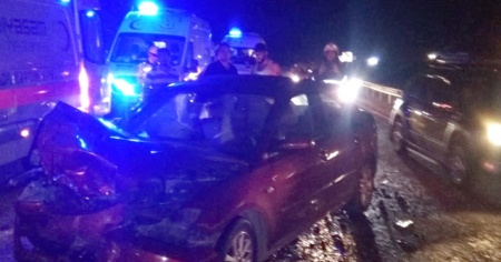 Antalya'da trafik kazası: 1 ölü, 2 yaralı