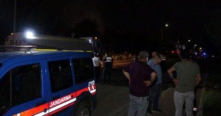Antalya'daki fabrika yangını söndürüldü
