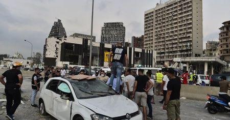 Avrupa'dan Lübnan'a dayanışma ve destek mesajları