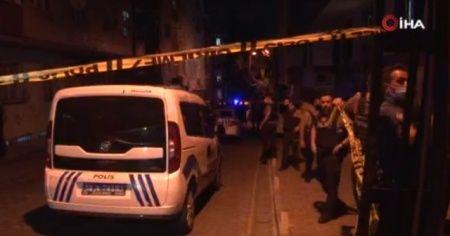Bahçelievler'de silahlı kavga: 1'i çocuk 2 yaralı
