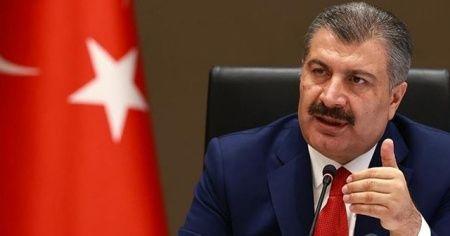 Bakan Koca:Türkiye genelinde 1,3 kat arttı!