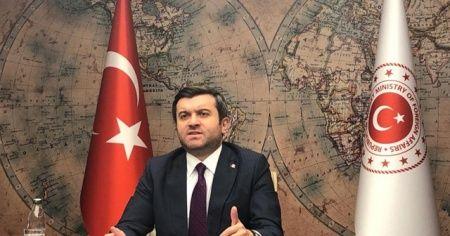 Bakan Yardımcısı Kıran: 'Ayasofya'nın cami olarak açılması, İslam dünyasına öz güven mesajıdır'