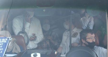 Balık istifi yolcu taşıyan sürücüden gazetecilere tepki