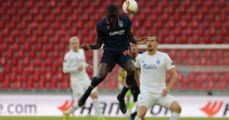 Başakşehir, Kopenhag'a 3-0 mağlup olarak Avrupa Ligi'ne veda etti