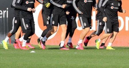 Beşiktaş Futbol Takımı yarın top başı yapacak