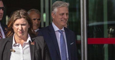 Beyaz Saray Ulusal Güvenlik Danışmanı Kovid-19'u atlattı