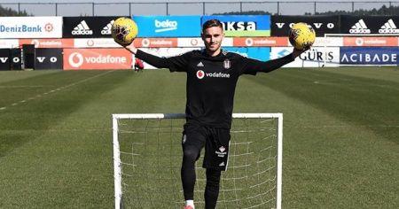 Boyd: Beşiktaş'ta oynarsanız hedef bellidir, şampiyonluk