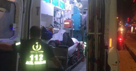 Bursa'da silahlı kavga: 2 yaralı