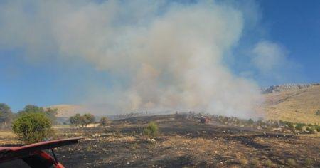 Büyükşehir 3 günde 139 yangına müdahale etti