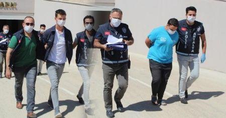 Cezayirli emlakçıyı öldürdüğü iddia edilen 2 şüpheli tutuklandı