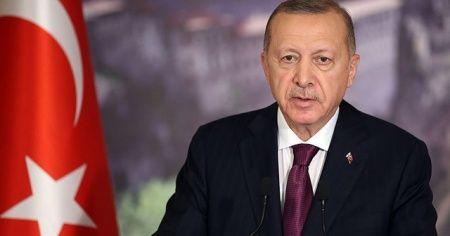 Cumhurbaşkanı Erdoğan, Lübnan Cumhurbaşkanı Avn ile görüştü: Her alanda insani desteğe hazırız