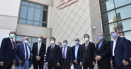 Cumhurbaşkanı Erdoğan, Lübnan'daki Türk hastanesinin açılması için talimat verdi