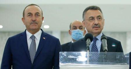 Cumhurbaşkanı Yardımcısı Oktay: Türkiye olarak biz burada olacağız
