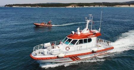 Denize giren 2 kadın boğuldu, 1 kişi kayboldu