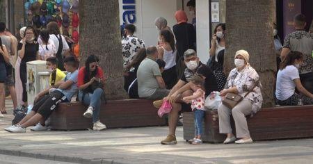 Denizli'de bir haftada maske takmayanlara 14 bin 400 TL cezai işlem uygulandı