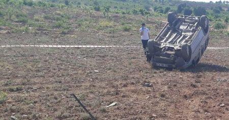 Denizli'de feci kaza: 1 ölü