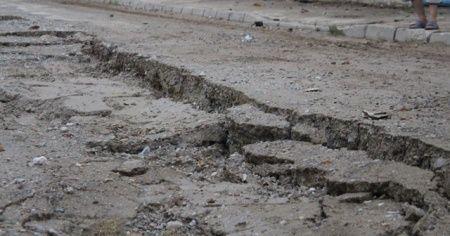 Denizli'de yağış hayatı olumsuz etkiledi