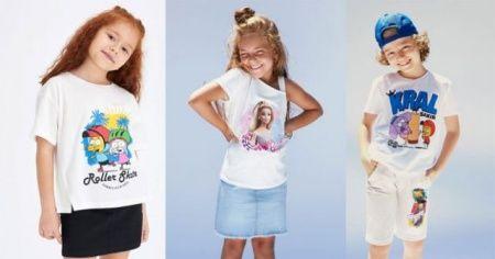 En sevilen karakterler çocuk kıyafetlerinde