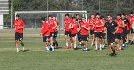 Eskişehirspor top başı yapıyor