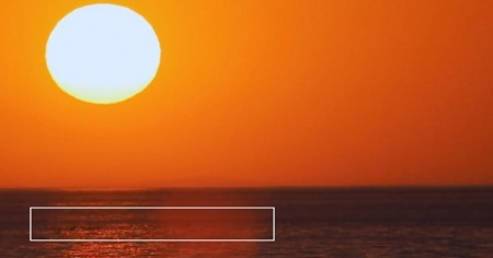 Esrarengiz cisim 'Van Gölü Canavarı'nı hatırlattı