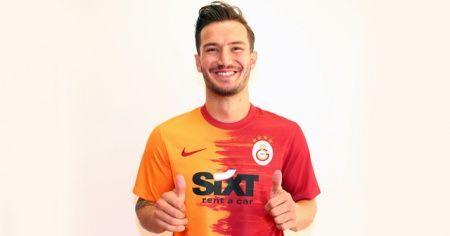 Galatasaray'ın yeni transferi Oğulcan Çağlayan'ın kariyeri
