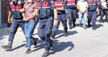 Gaziantep'te uyuşturucu operasyonu: 31 gözaltı