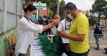 Giresunspor'da kongre heyecanı başladı