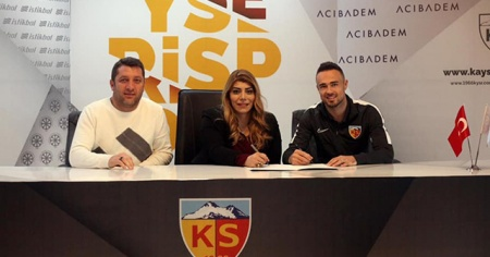 Hes Kablo Kayserispor'da 17 futbolcunun sözleşmesi devam ediyor